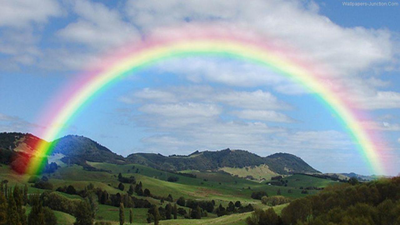 Значение цветов радуги - Интересные статьи