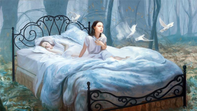 духи во сне видеть в магазине