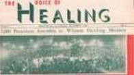 The Voice of Healing - December 1950